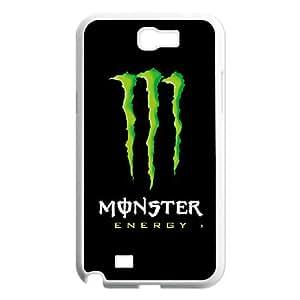 Samsung Galaxy Note 2 N7100 Phone Case monster energy AL389800