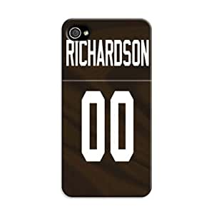 ArtPopTart Iphone 5/5S Protective Case,Fashion Popular Cleveland Browns Designed Iphone 5/5S Hard Case/Nfl Hard Case Cover Skin for Iphone 5/5S