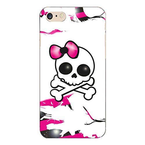 "Disagu Design Case Schutzhülle für Apple iPhone 7 Hülle Cover - Motiv ""Girl Skull"""
