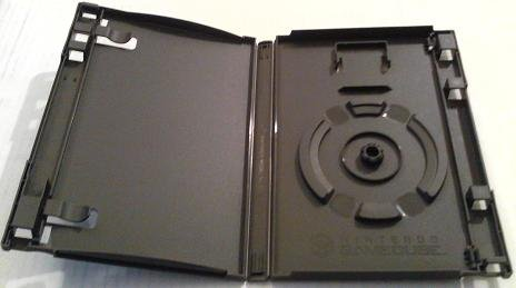 (Official Nintendo GameCube Replacement Game Case Box )