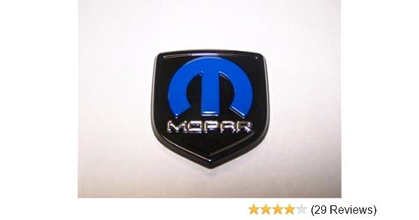 Amazon Com Dodge Challenger Mopar 10 Front Fascia Badge Automotive