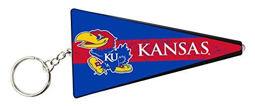 - Kansas Jayhawks Pennant Key Chain