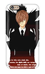 Iphone 6 Case, Premium Protective Case With Awesome Look - Light Yagami