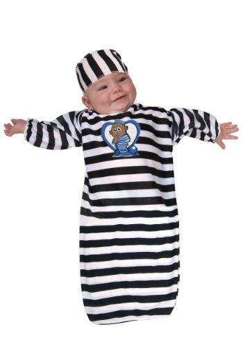 Baby Jail Costumes - Rubie's Costume Tyke Or Treat Baby
