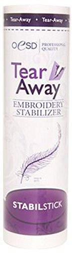 OESD StabilStick Tear-Away Stabilizer White 10
