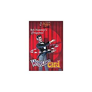 Bob Hummer's Original Whirling Card Trick - One of the Most Popular Magic Tricks of the Last 10 Years.