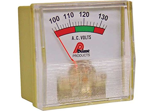 Prime Products 12-4055 AC Voltage Line Meter by Prime Products