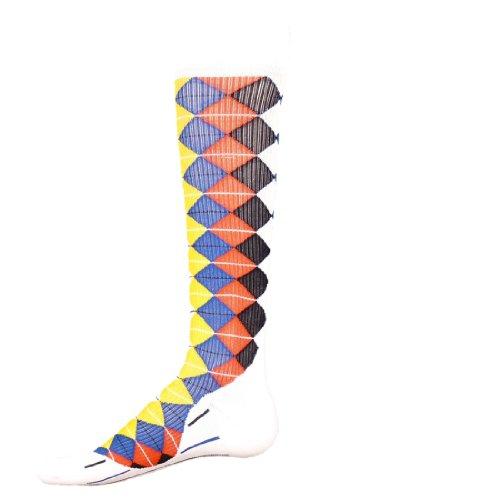 Red Lion Gem Running Compression Socks ( Multi Colored - ...