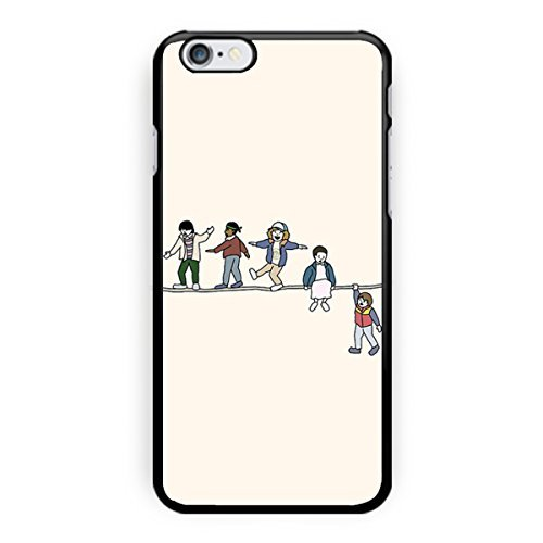 Price comparison product image Stranger Things The Acrobats And The Fleas iPhone 6/6s Case