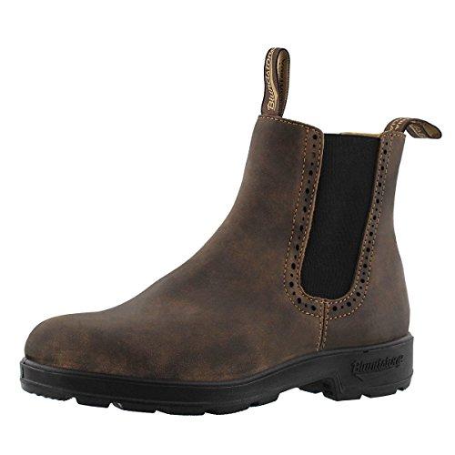 Blundstone Women's 1351 Chelsea Boot, Rustic Brown, 7.5 UK/10.5 M US