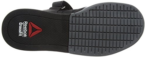 Reebok Damen Crossfit Lifter Plus 2.0 Outdoor Fitnessschuhe Black (Black/Alloy)