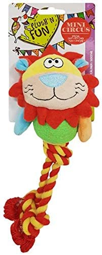 Mini Circus - León de Pelota (25 cm): Amazon.es: Productos para ...