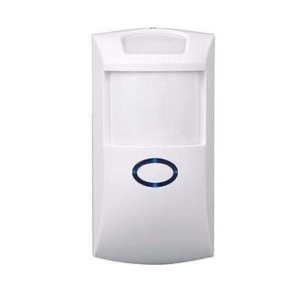 niceeshop Wireless PIR Pet Motion Sensor Detector, CT60# 433.92MHZ Wireless PIR Pet Detector
