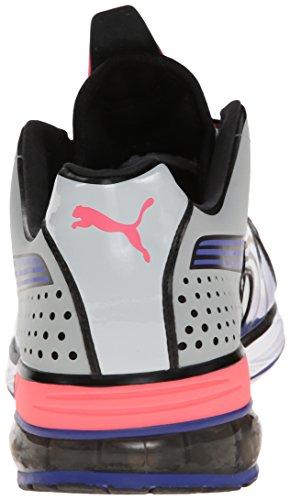 Zapatillas De Running Puma Hombres Toori Run Y Gray Violet / Spectrum Blue