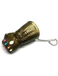 Marvel Studios Avengers 3 Infinity War Infinity Gauntlet Key Chain Thanos Glove