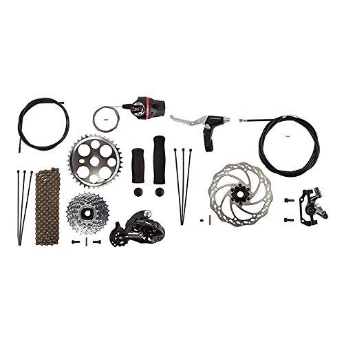 Sun Bicycles 7-speed and Disc Brake Trike Conversion Kit