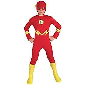 Rubie's Justice League The Flash Child's Costume