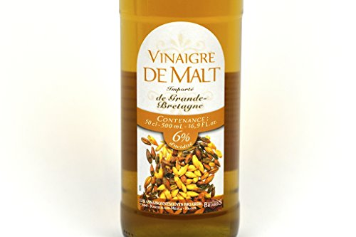 Moutarde de Meaux Malt vinegar 6% 50cl Case of 6 Units - Wholesale by Moutarde de Meaux (Image #1)