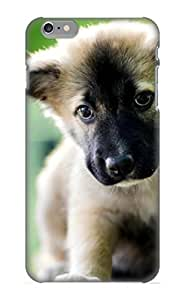 Inthebeauty Tpu Case For Iphone 6 Plus With Animal Dog, Nice Case For Thanksgiving Day's Gift