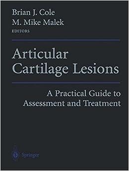 articular cartilage damage knee replacement