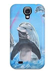 Premium Galaxy S4 Case - Protective Skin - High Quality For Airbrush Art