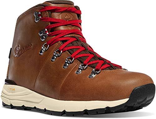 Danner Men's Portland Select Mountain 600 Hiking Boot, Saddle Tan-Full Grain, 13 D US