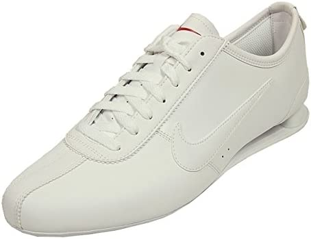 Nike Shox Rivalry Blanche Chaussures Mode Ville: Amazon