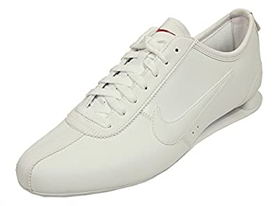 best sneakers 3de13 dc3cb Nike - Shox Rivalry Blanche - Chaussures Mode Ville
