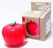 Cubo Mágico Apple Cube Maçã 3x3x3 YJ - Cubo Store
