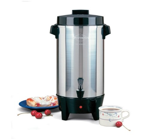 Coffee Maker For Large Party : West Bend 58002 12-42 Cup Automatic Party Perk Coffee Urn - Import It All