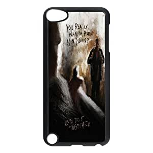 TV shows Breaking bad drawing art phone Case Cove FOR Ipod Touch 5 XXM9935565