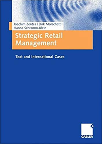 Strategic retail management : text and international cases