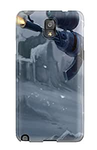 tina gage eunice's Shop 2015 Snap-on League Of Legends Case Cover Skin Compatible With Galaxy Note 3 8136863K15316975
