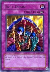 - Yu-Gi-Oh! - Skill Drain (DR1-EN211) - Dark Revelations 1 - Unlimited Edition - Rare