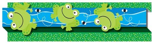 (Carson Dellosa Frogs Borders (108046))