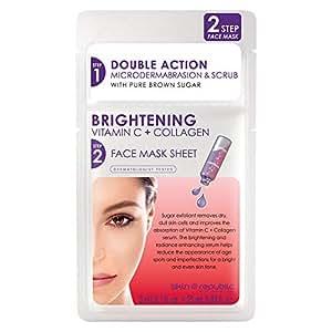 Skin Republic Face Masks Whitening 28 Ml