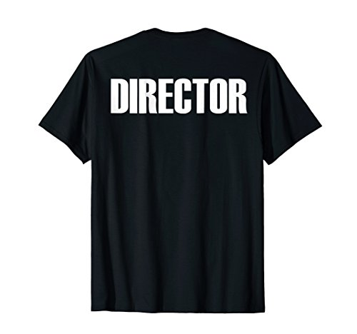 Director (Back) - Movie Director Gift T Shirt ()
