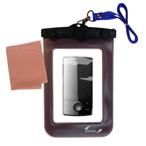 Underwater Case for the HTC Victor – 天気、安全に保護防水ケースagainst the elements   B0049KP2BY