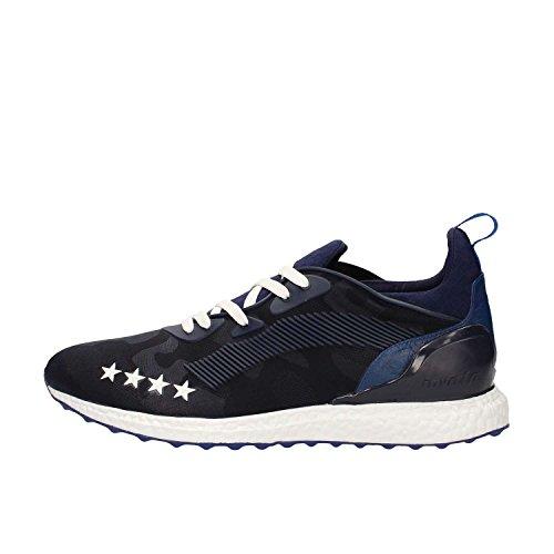 invicta Microfiber, Sneaker a Collo Basso Unisex
