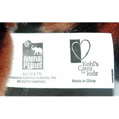 Kohl Care for Kids Bengal Tiger Cub Animal Planet 14