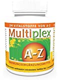 Vita World Multivitamines A-Z 100 Comprimés Made in Germany