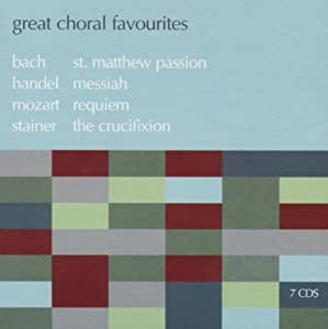 Great Choral Favourites