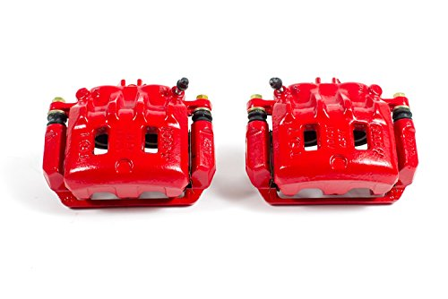 Power Stop S1948 Red Powder-Coated Performance Caliper for sale  Delivered anywhere in Canada