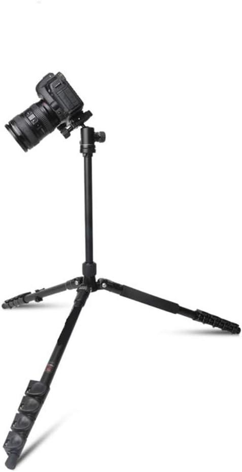 Xue-shelf Camera Tripod SLR Photography Micro Single Travel Portable Bracket /180/° Reflex Mobile Phone Photo Live Tripod