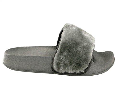 Reveal - Love Your Look - Zapatillas de estar por casa de Material Sintético para mujer Rosa