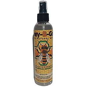 Honey B Gone Bee Repellant For Repelling Honeybees From Honey Supers (8oz)