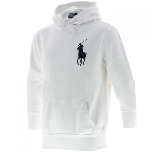 15a47706b44d94 Sweat capuche blanc Ralph Lauren  Amazon.fr  Vêtements et accessoires