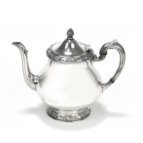 - Queen Bess II by Tudor Plate, Silverplate Teapot