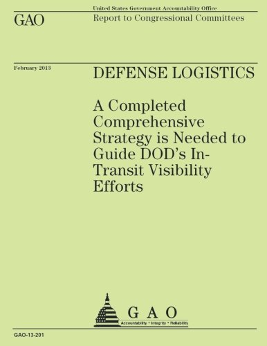 Download Report to Congressional Committees: Defense Logistice ebook