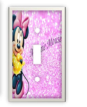 Amazon.com : Got You Covered Framed Minnie Mouse Bedding ...